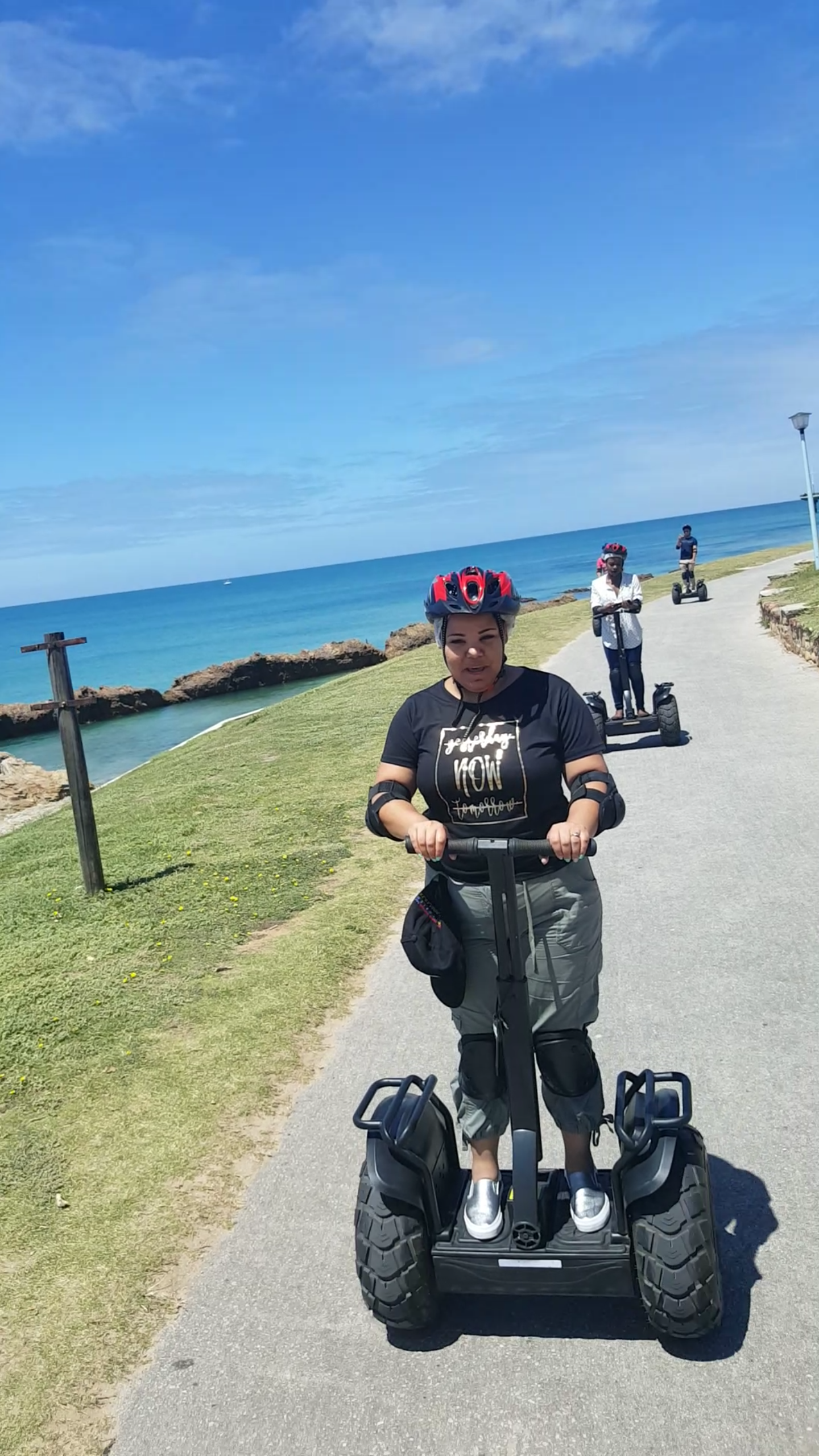 Wheely – Wheely! Don't pop your heely! Segway Tours in Nelson Mandela Bay