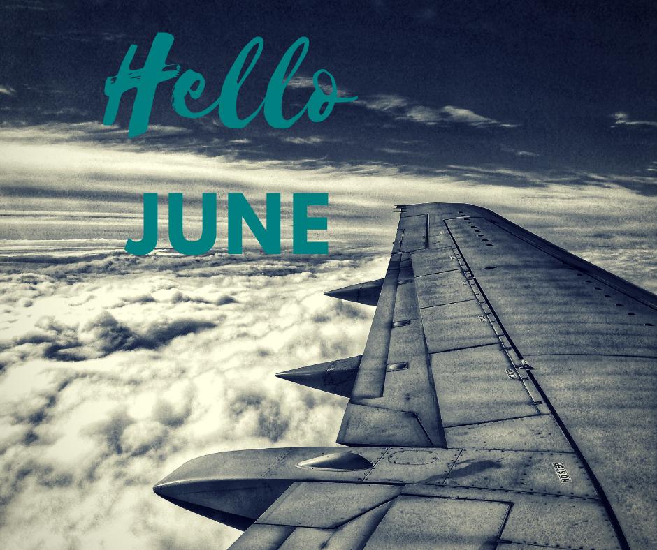 Hello June…